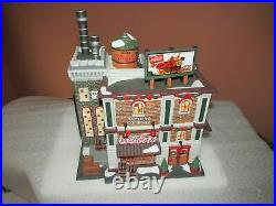 Dept 56 Coca Cola Bottling Company With A Coke For You And Me Accessory