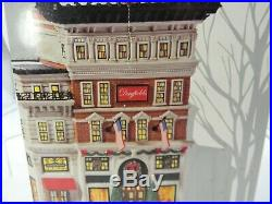 Dept 56 Dayfield's Department Store 808795 Christmas In The City LE Lighted