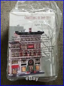 Dept 56 Dayfield's Department Store 808795 Christmas In The City New In Box