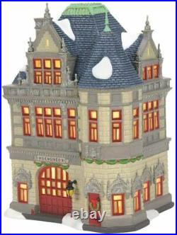 Dept 56 ENGINE COMPANY 31 Christmas In The City 6007585 NEW 2021 IN STOCK