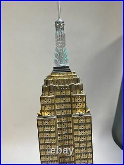 Dept 56 Empire State Building