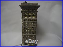 Dept 56 Flatiron Building