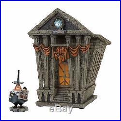 Dept 56 Halloween Village Nightmare before Christmas 3pc set Jack Skellington