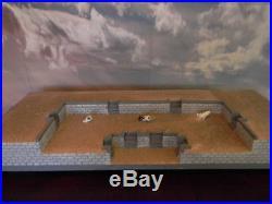 Dept 56, Lemax Display Platform! The Plaza! Halloween & New England, Christmas