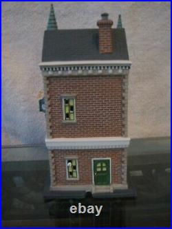 Dept 56 Marshal Fields Christmas in the City Frango Candy Shop