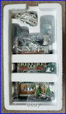 Dept 56 Marshall Fields Frango Candy Shop CIC Christmas in the City NIB