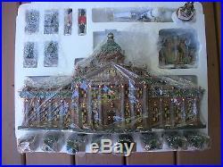 Dept. 56, RAMSFORD PALACE, Set Of 17- Lim. Ed. 1996, 20,555 Of 27,500-1996-'96