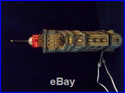 Dept 56 Special Edition Times Tower Christmas In The City Building