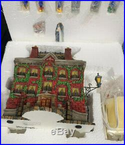 Dept 56 Storybook MADELINE'S -OLD HOUSE IN PARIS THAT WAS COVERED WithVINES -NIB
