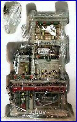 Dept 56 Woolworth's Drugstore With Lunch Counter Bulk Sample 59249 Rare