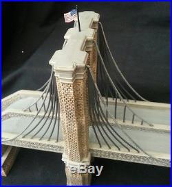 Dept, Department 56 CiC Brooklyn Bridge MIB RARE