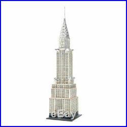 Dept56 The Chrysler Building