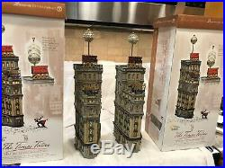 NEW! Department 56 -The Times Tower 2000 New York Special Edition #56.55510