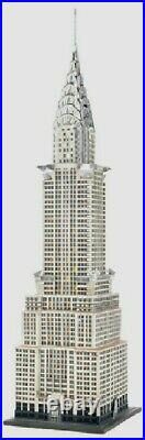 New Department 56 Christmas in the City The Chrysler Building Code 4030342