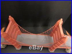 RARE Dept 56 Golden Gate Bridge Landmark Series RETIRED Inc. 3 Lemax Sea Lions