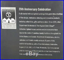 RARE Dept 56 Studio 25th Anniversary 58918 1200 Second Avenue Minneapolis event