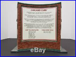 Wrigley Field- Christmas in The City Series- Department 56- Chicago Cubs