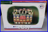 Wrigley Field, Dept 56, Chicago Cubs World Series, Christmas in the City ceramic